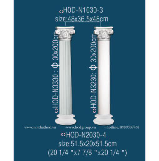 Cột trang trí (cột tròn)